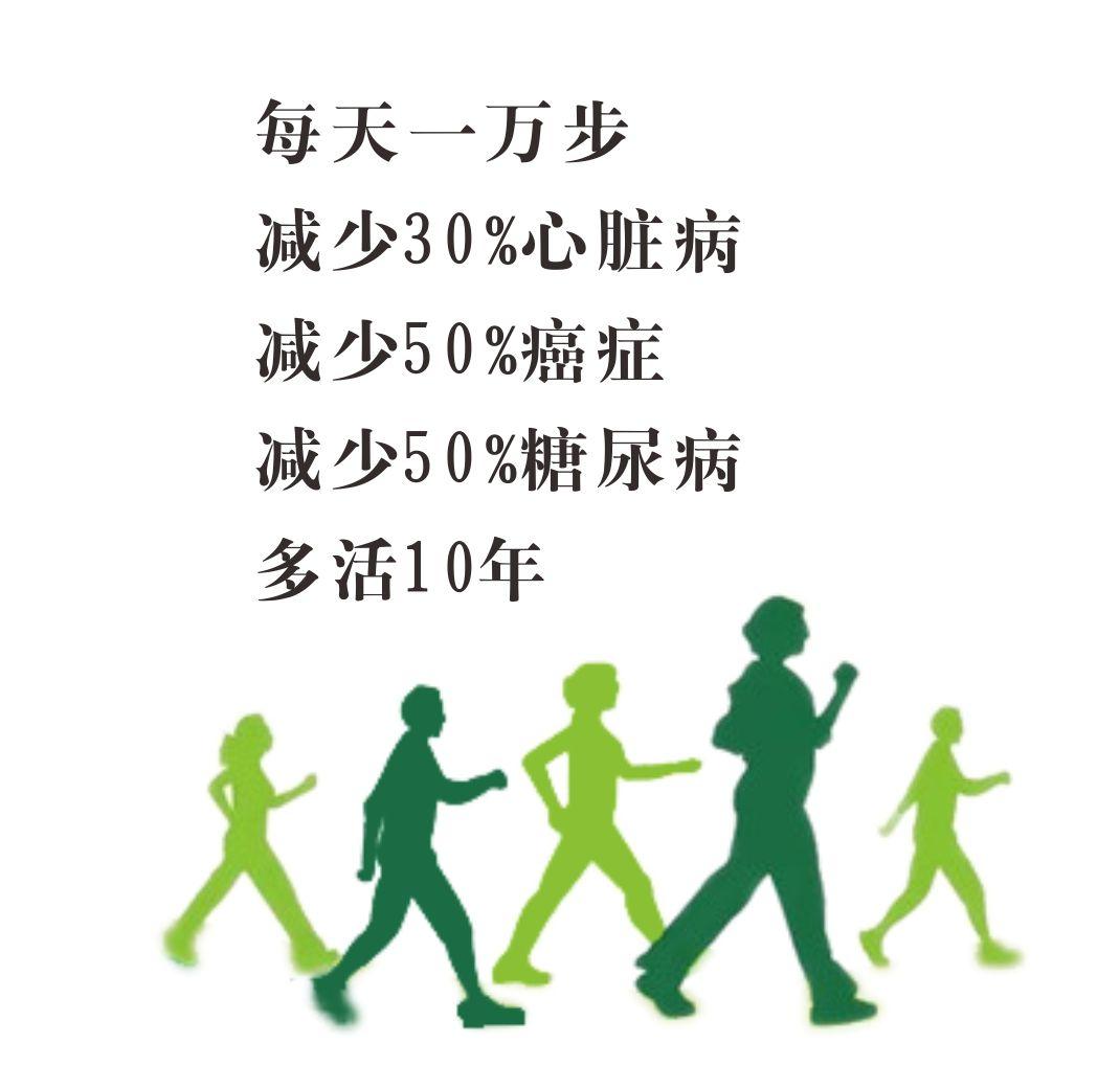 世界卫生组织将走路定为